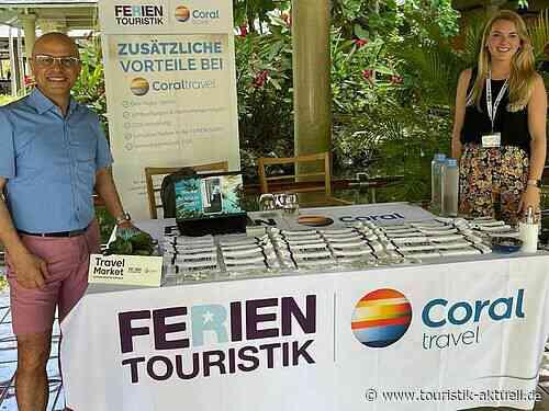 Ferien Touristik: Roadshow und Famtrips
