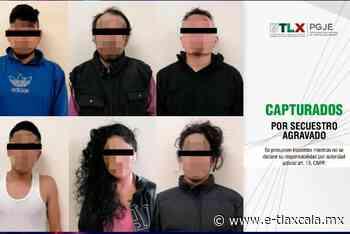 Capturan a banda de secuestradores que se ubicaban en San Pablo del Monte | e-consulta.com Tlaxcala2021 - e-Tlaxcala Periódico Digital de Tlaxcala