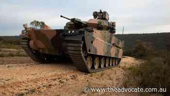 Elphinstone, Hanwha team up for LAND 400 fighting vehicle bid - The Advocate
