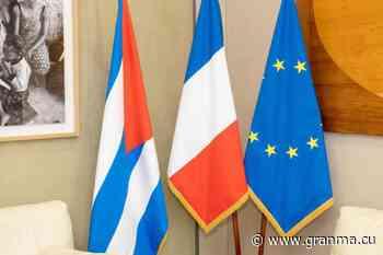 En Francia el vice primer ministro cubano Ricardo Cabrisas para reforzar vínculos bilaterales - Diario Granma