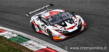 Crema on line - Gt Sprint, Pietro Perolini in gara a Misano Adriatico - Crem@ on line