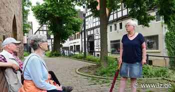 Stadtführung durch Blomberg: Von Frevlern, Heiligen und Pilgern   Lokale Nachrichten aus Blomberg - Lippische Landes-Zeitung