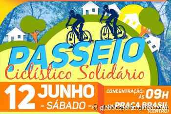 Passeio ciclístico comemora aniversário de 26 anos de Pinheiral neste sábado - globoesporte.com
