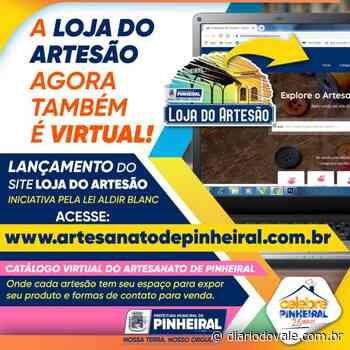 Site incentiva vendas de artesãos de Pinheiral - Diario do Vale
