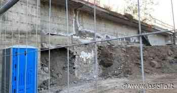 Catania: continuano i lavori sotto il cavalcavia di Via Acireale - La Sicilia