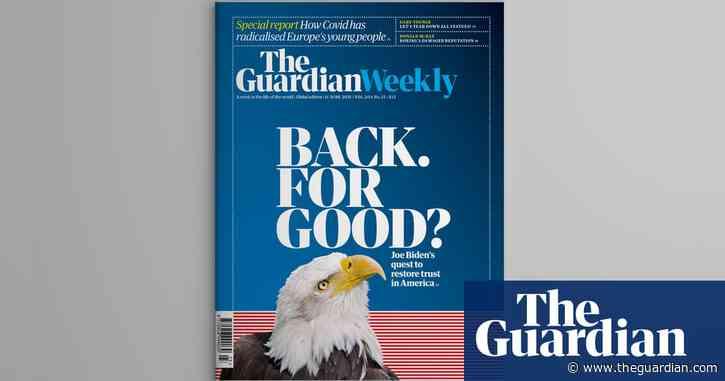 Is America back? Inside the 11 June Guardian Weekly