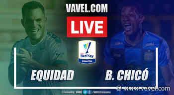 Resumen La Equidad vs Boyacá Chicó (2-1) en la fecha 10 por Liga BetPlay 2021-I - VAVEL.com