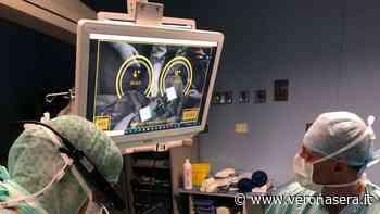 Realtà aumentata nella sale operatorie di Negrar per le protesi al ginocchio - VeronaSera