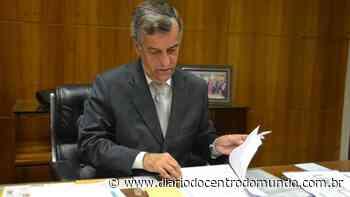 Morre em Brasilia Mozart Vianna, ex-secretário da Mesa da Câmara - Diário do Centro do Mundo