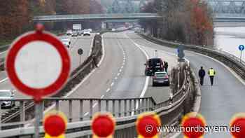 Bauarbeiten: Hier wird kommende Nacht die A3 gesperrt - Nordbayern.de