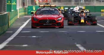 Abbruch unter der Lupe: Sebastian Vettel übt Kritik an stehendem Neustart - Motorsport-Total.com
