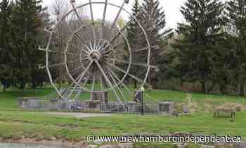 'It's kind of like New Hamburg's CN Tower': Trade board hopes to replace aging water wheel - The New Hamburg Independent