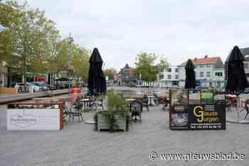 EK-scherm op Dorpsplein, maar supporters moeten op terrassen blijven