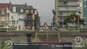 Pas-de-Calais : Le Touquet se prépare au déconfinement - Franceinfo