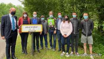 Le Touquet obtient le label «Ville à vélo du Tour de France» - La Voix du Nord