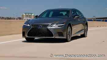 First drive: Lexus Teammate driver-assistance system wants to know you're there