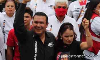 Arnulfo Urbiola, virtual ganador en Rioverde - Plano informativo