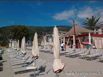 Andora, il comune mette a disposizione degli alberghi senza lido 15 postazioni nella spiaggia libera attrezzata e 20 sul solarium - SavonaNews.it