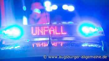 Zwei Schwerverletzte nach Frontalzusammenstoß - Augsburger Allgemeine