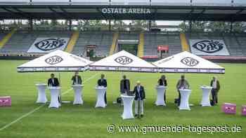 Fotostrecke zum ersten OB-Podium   Stadt Aalen - Gmünder Tagespost