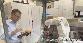 Aalen: Neuer Roboter für die Hochschule   schwäbische - Schwäbische