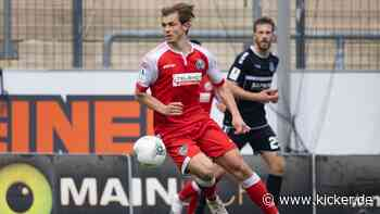 Kevin Hoffmann vom VfR Aalen: SV Donaustauf verkündet den nächsten Kracher - kicker