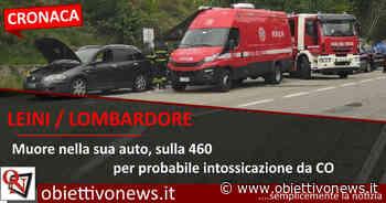 LEINI – Muore nella sua auto, sulla 460 per probabile intossicazione da CO - ObiettivoNews