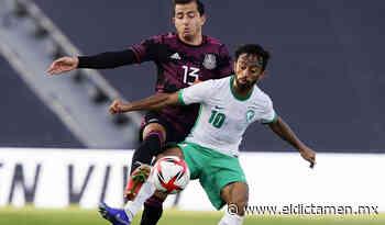 Selección Mexicana Sub-23 iguala con Arabia Saudita - El Dictamen