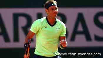 Rafael Nadal iguala un récord de Roger Federer tras alcanzar cuartos de Roland Garros - Tennis World ES