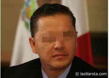 Trasladan a exgobernador de Nayarit, Roberto Sandoval, a El Rincón - La Silla Rota