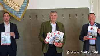 90 Seiten Infos über Moosburg: Stadt verteilt neue Broschüre an sämtliche Haushalte - Merkur Online