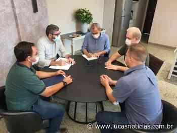 Prefeitura de Lucas do Rio Verde e Luverdense firmam parceria para início de escolinha de futebol - Lucas Notícias