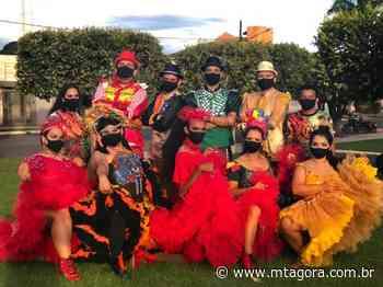 """Grupos de quadrilha junina representam Lucas do Rio Verde no """"Festrilha"""" - MT Agora"""