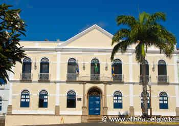 Defesa Civil de Olinda recebe novas viaturas nesta quarta-feira - Prefeitura de Olinda