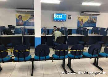 Contribuintes de Olinda contam com atendimento por telefone e site - Prefeitura de Olinda