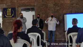 Prefeitura de Olinda, em parceria com a Polícia Civil, fornece capacitação a Guardas Civis Municipais - Prefeitura de Olinda