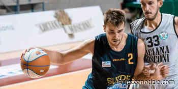 Basket Serie B. Riva e Montegranaro Ko, ora con Teramo l'ultima chiamata - Lecco Notizie