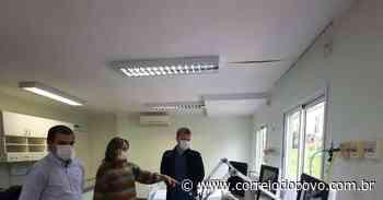 Prefeitura de Uruguaiana recebe ventiladores mecânicos - Jornal Correio do Povo