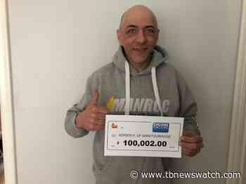 Manitouwadge resident wins $100K playing Encore - Tbnewswatch.com