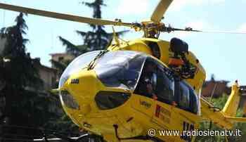 San Gimignano: cade dalla bicicletta, 51enne grave alle Scotte - RadioSienaTv
