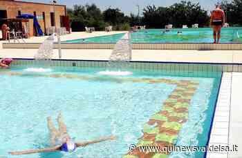 Riapre la piscina comunale di Santa Lucia - Qui News Valdelsa
