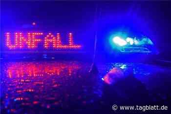 Motorradfahrer nach Unfall bei Triberg in Klinik gestorben - Schwäbisches Tagblatt