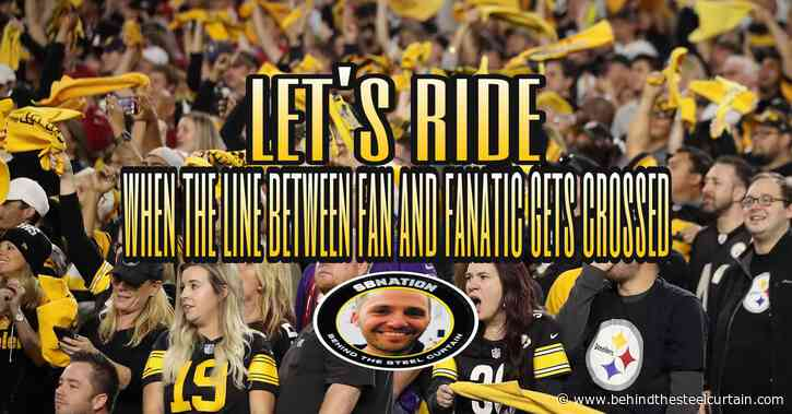 Podcast: When the line between fan and fanatic is skewed in Steelers Nation