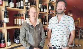 Rabastens - Thomas et Katia, amoureux des vins naturels - Le Journal d'Ici