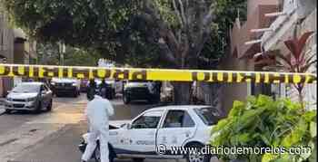 Impactan de frente a un taxi y muere conductor, en Las Palmas, Cuernavaca - Diario de Morelos