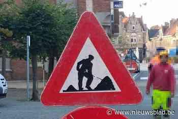 Sluipweg Hammesehoek wordt eenrichtingsstraat tijdens werken