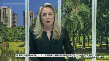 Acidente com ônibus deixa vários feridos, em Senador Canedo - Portal Dia Online