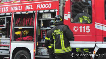 Terra dei Fuochi: consegnato a Giugliano in Campania un bene confiscato alla criminalità organizzata che diventerà sede dei Vigili del Fuoco - Telecaprinews