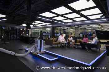 Inside the GB News studios ahead of channel's launch
