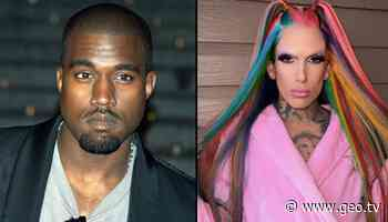 Jeffree Star shoots down Kanye West romance buzz: 'He is not for me - Geo News
